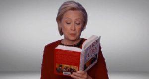 """Hillary Clinton hace aparición sorpresa en los Grammys para """"trolear"""" a Trump"""