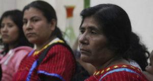 FAO emite declaración para empoderar a mujeres indígenas