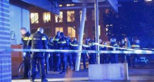 Se registra tiroteo en el centro de Amsterdam se presume atentado