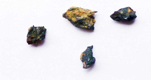 La pequeña roca encontrada en Egipto contiene minerales diferentes a todos los conocidos en los planetas y meteoritos de nuestro sistema planetario.