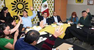 PRD confirma alianza con PAN y MC en 5 estados