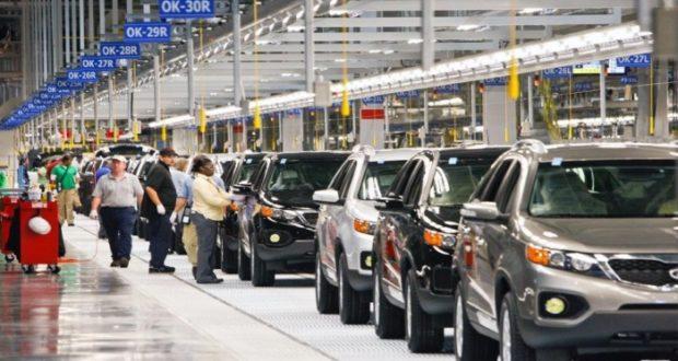 sector automotriz TLCAN