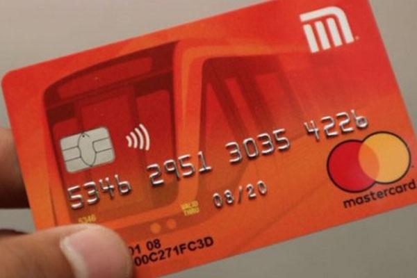 Ya está disponible el nuevo lote de tarjetas de débito del Metro