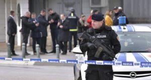 Ataque con granada contra embajada de EU en Montenegro deja un muerto. VIDEO