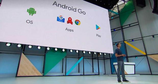 Android Go llegará a México este año