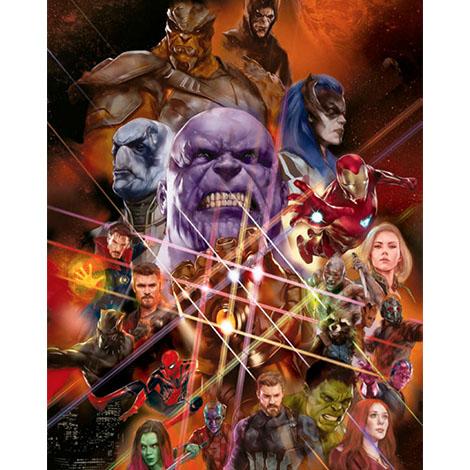 Marvel explica la función de las gemas del infinito