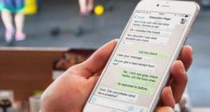 Descubren la manera para poder ver mensajes de WhatsApp borrados