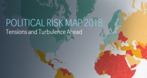 RiskMap 2018: el mapa de posibles riesgos en el mundo para este año