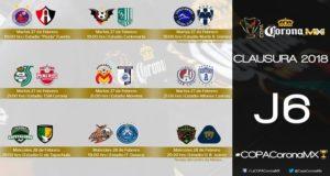 La Copa MX ya tiene a cinco equipos clasificados a la siguiente ronda, mientras que dieciséis clubes buscan uno de los once sitios restantes en octavos de final.