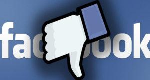 Facebook está trabajando en una opción que le de opción al usuario de dar dislike