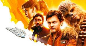 George Lucas ayudó en una escena de la película Han Solo: Una Historia de Star Wars