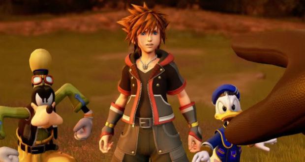 Director de Kingdom Hearts 3 podría estar llegando para el Nintendo Switch después de su lanzamiento original