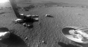 NASA celebra los primeros 5 mil días de Opportunity explorando Marte