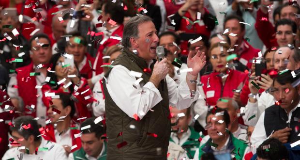 Meade asegura que va Fuerte y con Todo rumbo a la Presidencia de México
