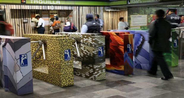 Metro Viveros CDMX