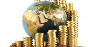 crecimiento de la riqueza en el mundo