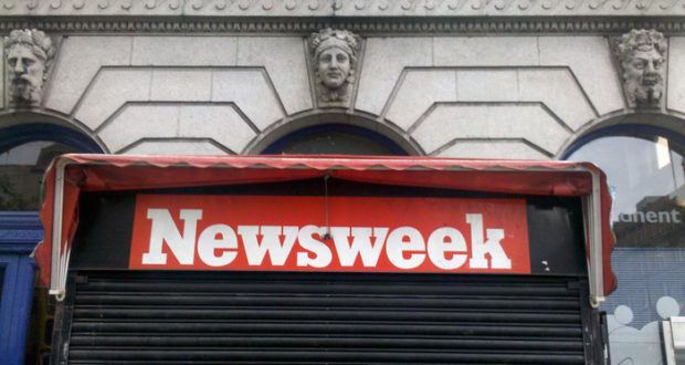 La secta religiosa ha sido vinculada a los escándalos de Newsweek Media Group, empresa acusada de fraude.