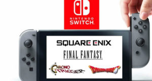 Square Enix se suma entre los estudios que están interesados en expandir negocios con Nintendo debido al éxito de su consola, la Nintendo Switch