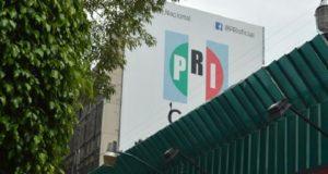 Renuncian 150 líderes seccionales al PRI en Aguascalientes
