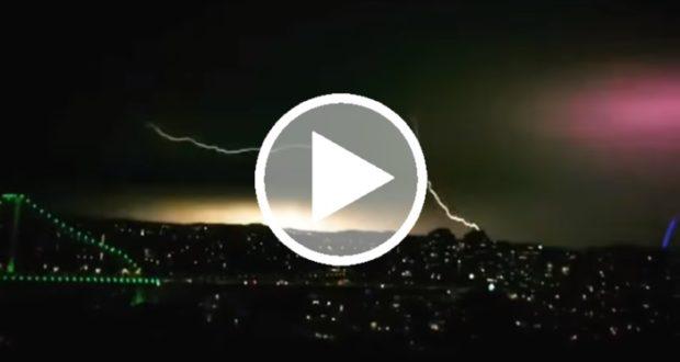 Tormenta eléctrica descargo 265 mil rayos sobre Australia [Video]