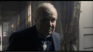Gary Oldman como Winston Churchill en La hora más oscura