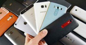 Reporte indica que a nivel mundial disminuye la venta de smartphones