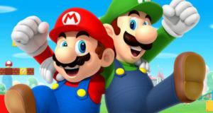 Nintendo confirma la producción de una película animada de Super Mario Bros.