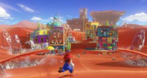 Super Mario Odyssey siempre estaba considerado únicamente para el Nintendo Switch