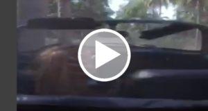 Uma Thurman publica el video de su accidente durante el rodaje de Kill Bill 2