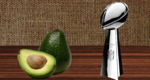 aguacate super bowl