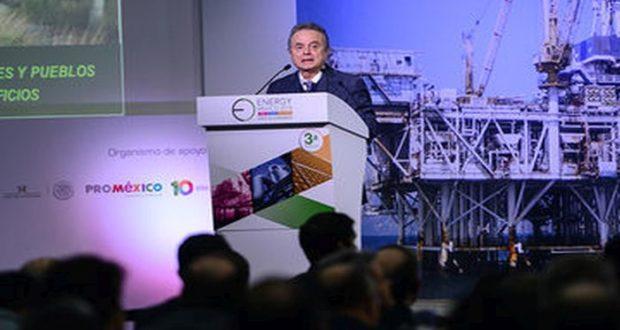 Se acaba el sexenio y el resto es consolidar reforma energética, señaló Pedro Joaquín Coldwell, secretario de Energía, quien en un recuento de los logros obtenidos aseguró que se ha creado un nuevo modelo que atrae la atención de los inversionistas.