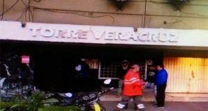 Elevador cae desde el piso 15 en Tlatelolco; hay cuatro heridos