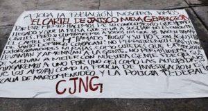 PGJ capitalina investiga manta hallada en la Álvaro Obregón