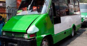 Se han chatarrizado 44% de los microbuses en la capital; circulan 18 mil 700 todavía