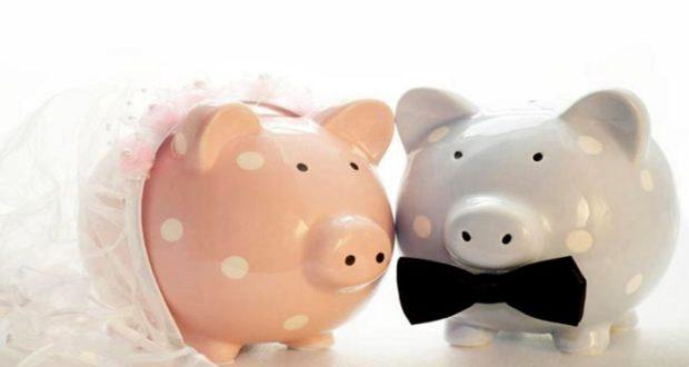 pareja ahorros