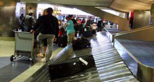 robo de equipaje