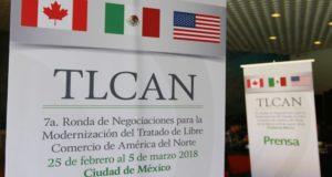 Negociaciones sobre reglas de origen se podrían reanudar la próxima semana y según el jefe negociador del gobierno mexicano, hay disposición de las tres partes para buscar salidas benéficas al respecto.