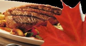 Mexicanos productores de carne mexicana ofrecen degustación en Canadá