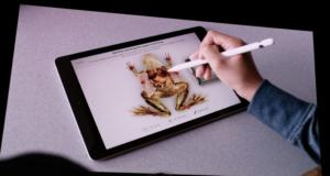 Apple presentó un nuevo iPad en el evento Spring 2018 celebrado en Chicago.