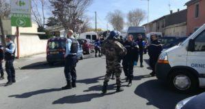 Toma de rehenes en supermercado de Francia por terroristas deja al menos 3 victimas mortales
