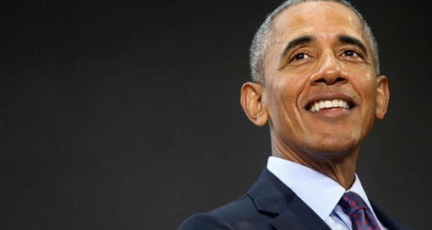 El expresidente de los Estados Unidos, Barack Obama,