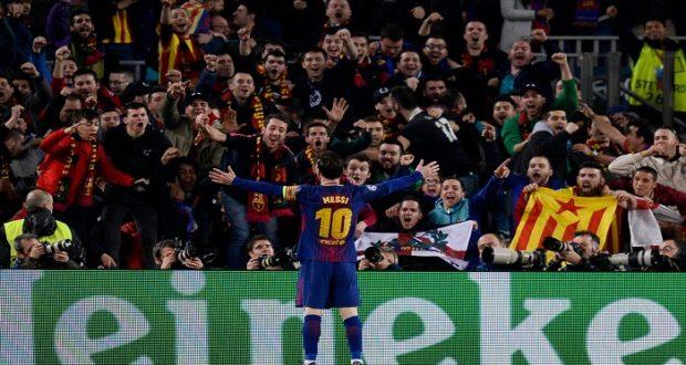 Barcelona y Bayern Munich pasan a los cuartos de final de la UEFA Champions League