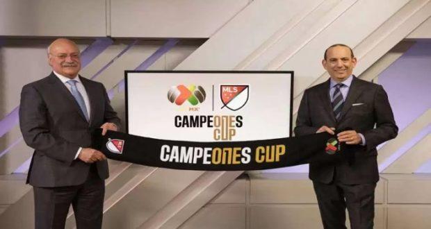 Campeones Cup enfrentará los ganadores de las ligas de fútbol de México y EU