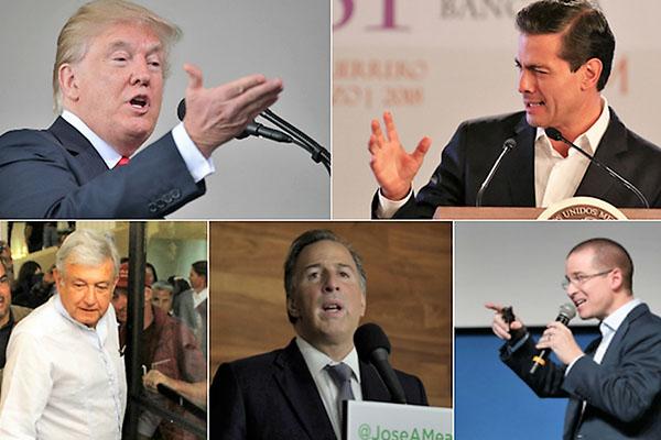 Candidatos presidenciales-Trump