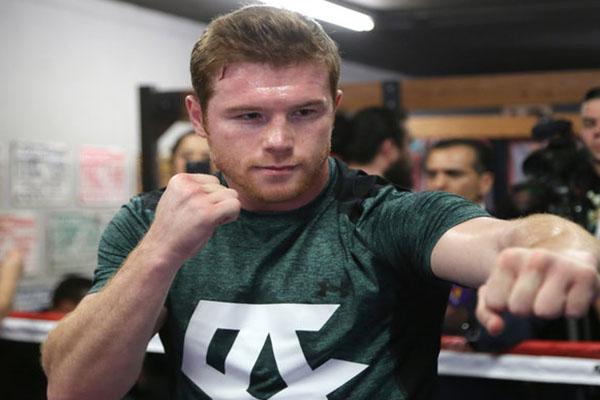 El boxeador mexicano tendrá una audiencia con el cuerpo deportivo en abril para aclarar los resultados de sus pruebas antidoping.
