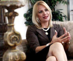 Diputada Sara Medina