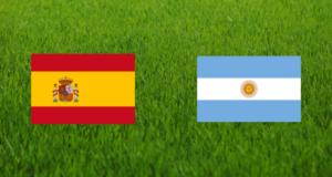 Con tres goles de Isco, la selección española se presentó en el Wanda Metropolitano para aplastar a una albiceleste que no contaba con Messi,