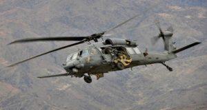 Helicóptero militar de EU se estrella en Irak; fallecen sus ocupantes