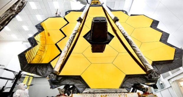 NASA retrasa el lanzamiento del telescopio espacial James Webb hasta el 2020