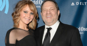 Jennifer Lawrence cuenta su experiencia con Harvey Weinstein